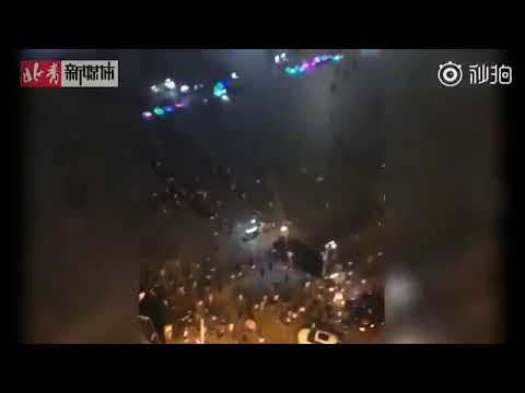 Nueve muertos y más de 40 heridos tras un atropello masivo en China