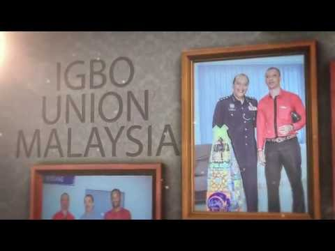 (Photos) Igbo Union Malaysia (IUM) courtesy visit to Police Stations