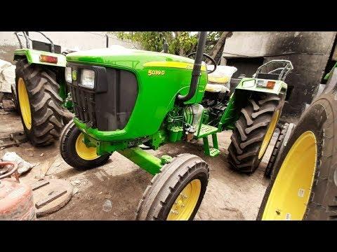 John Deere 5039 D Tractor Full Feature & Specification