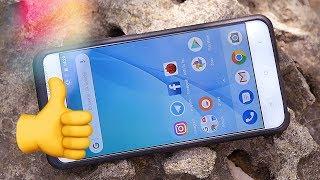 Не Обзор Xiaomi Mi A1 на чистом Android: покупать или нет?