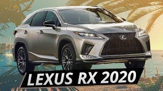 Новый Lexus RX h 2020 без проблем?