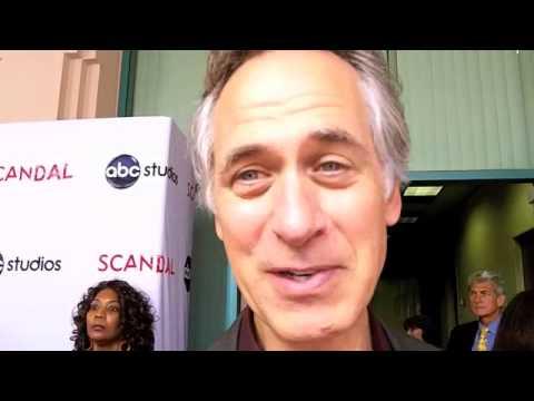 Tom Amandes Talks SCANDAL