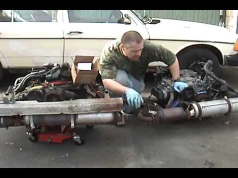1991 Volkswagen Vanagon - engine swap: part 13 - cooling system parts