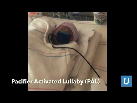 Music therapy study on the NICU | UCLA Mattel Children's Hospital