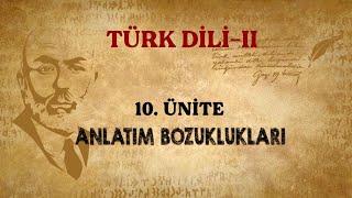 Türk Dili-II \