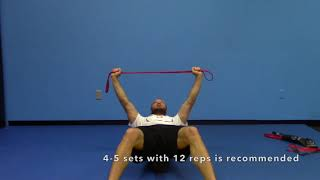Martial Paradise #ShoLoBands Special Shoulder Stability Workout