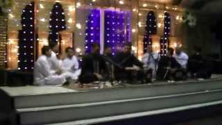 Asif Ali Khan Qawwal And Party - Lal Shahbaz Qalandar