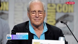 Chevy Chase Trashes Almost Every SNL Castmember