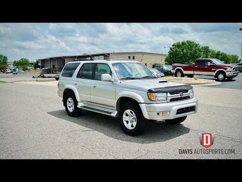 2001 Toyota 4Runner | Read Owner and Expert Reviews, Prices, Specs
