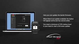 Firmware Update Tutorial - Desktop App