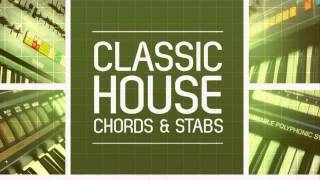 Classic House Chords Stabs - RV Samplepacks
