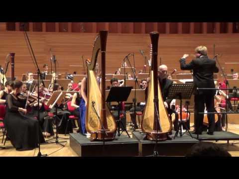 Parish-Alvars Concertino for 2 harps