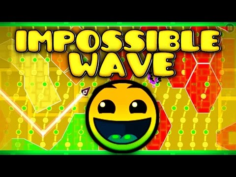 Geometry Dash - Impossible Wave (Warning)