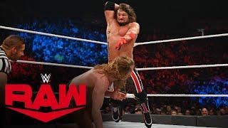 Riddle vs. AJ Styles: Raw, Sept. 27, 2021