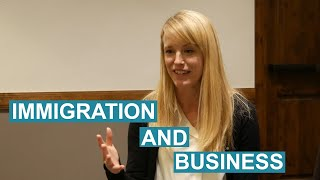 Immigration and Business