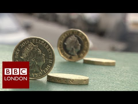 Some London parking meters only accepting old one pound coins – BBC London News