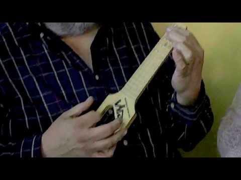 Petticoat Junction (theme music) -- Ukulele and Guitar Instrumental