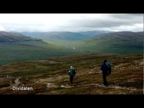 E1 hiking trail in Norway - English subtitles