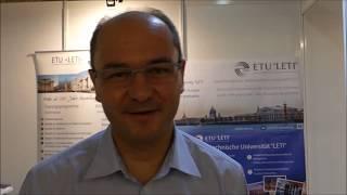 Выставка Expolingua 2018 - ЛЭТИ Санкт-Петербург