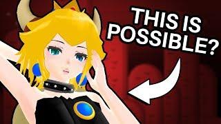 BOWSETTE IS CANON...? (Mario Theory   New Super Mario Bros U Deluxe - Nintendo)