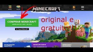 Como Baixar e Instalar Minecraft ORIGINAL GRATIS 2019 (Sem Virus)