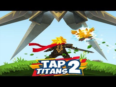 Tap Titans 2 - FIRST PLAY (ПЕРВЫЙ ВЗГЛЯД/ОБЗОР) (iOS Gameplay)