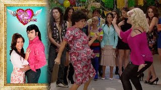 María de todos los Ángeles | C15 - T2: Doña Lucha se alucina en la fiesta de Albertano