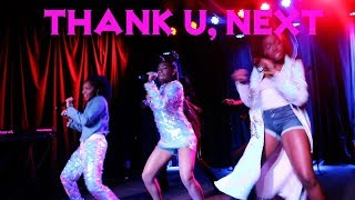Ariana Grande - thank u, next (Pink Heart Live)