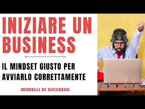 Business: il giusto mindset per iniziare