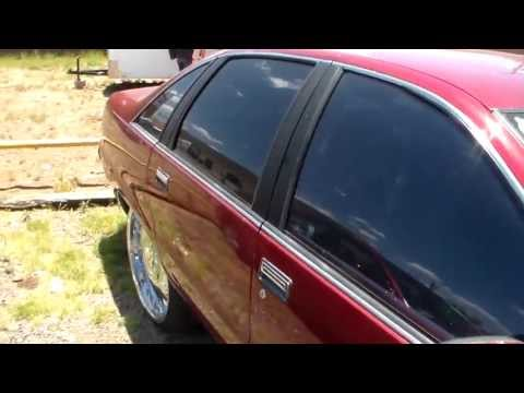 1991 Chevrolet Caprice  New Motor New paint Super clean on 24 inch RIMS - $ 6200