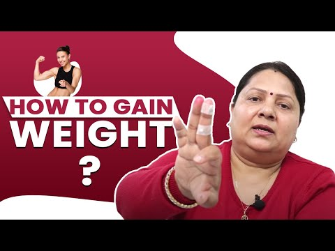 Gain Weight !! Treatment of Weight Gain by Acupressure