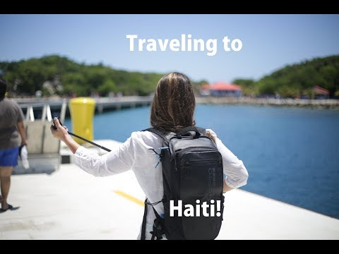Adventures in Labadee, Haiti