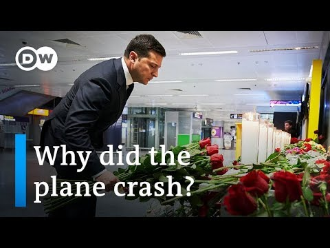 What caused the Ukraine Airlines plane crash in Iran? | DW News