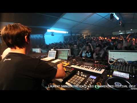 Laurent Garnier Presents L.B.S. LIVE @ Awakenings Festival 2012