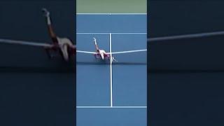 Tennis can be a DANGEROUS sport! 🤕