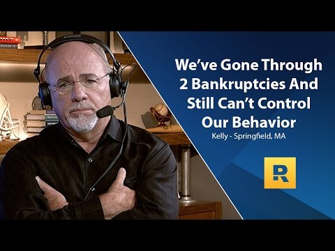 We've Gone Through 2 Bankruptcies And Still Can't Control Our Behavior