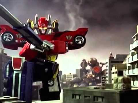 Power Rangers RPM Music Video Engine Sentai Go Onger
