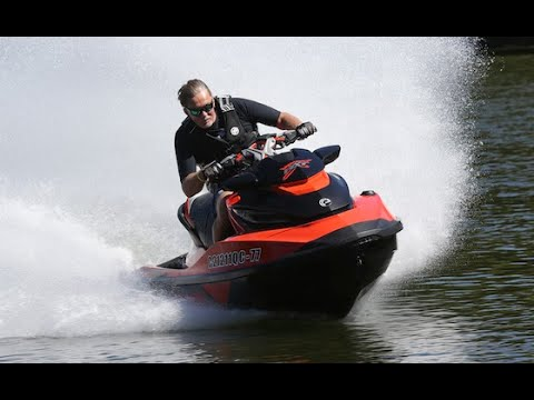 2016 Sea Doo New Models with 300 Horsepower