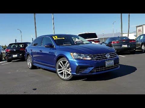 2017 Volkswagen PASSAT Sedan 1.8T R-Line San Jose Santa Clara Los Gatos Fremont