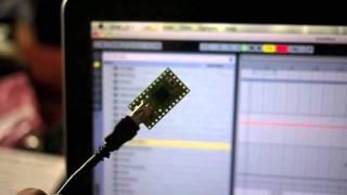 Teensy MIDI Sync Over USB - Super Basic Example Mp3
