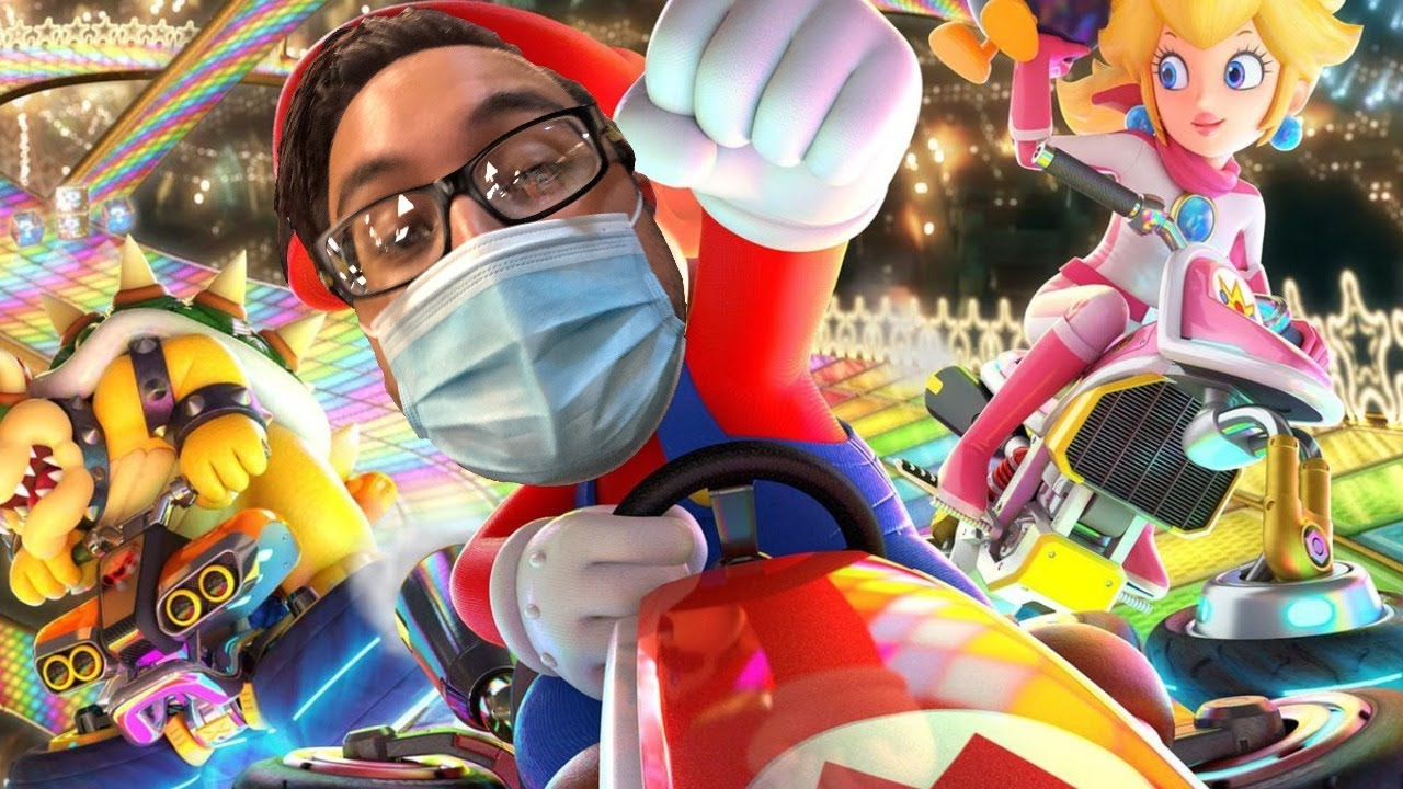 Mario Kart 8 Deluxe W/ Rose & Viewers | Come Play!