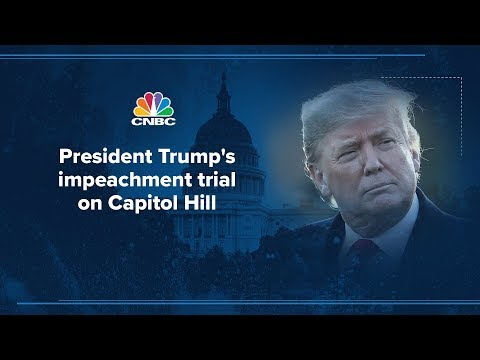 Dems lay out case for Trump's removal as Senate impeachment trial continues – 1/22/2020