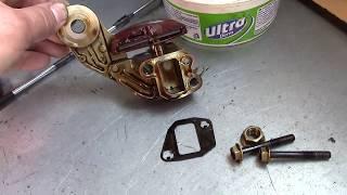 Замена цепи Suzuki Grand Vitara 2.0 05-