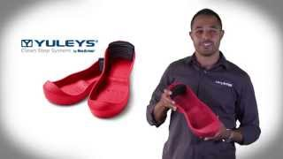 YULEYS® Reusable Work Boot Covers Product Overview | HexArmor