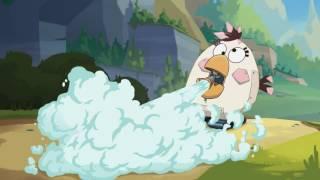 Злые птички - Энгри Бердс -РобоТильда (S3E14) || Angry Birds Toons 3 season