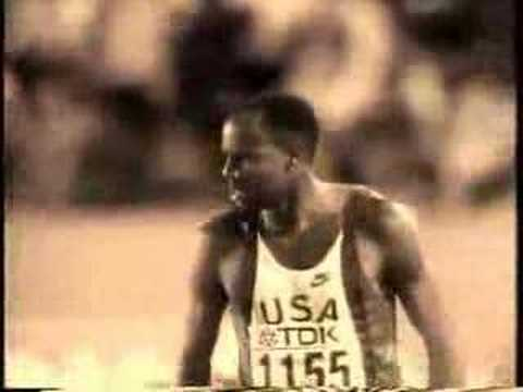 World Record Long Jump of 8.95 metres