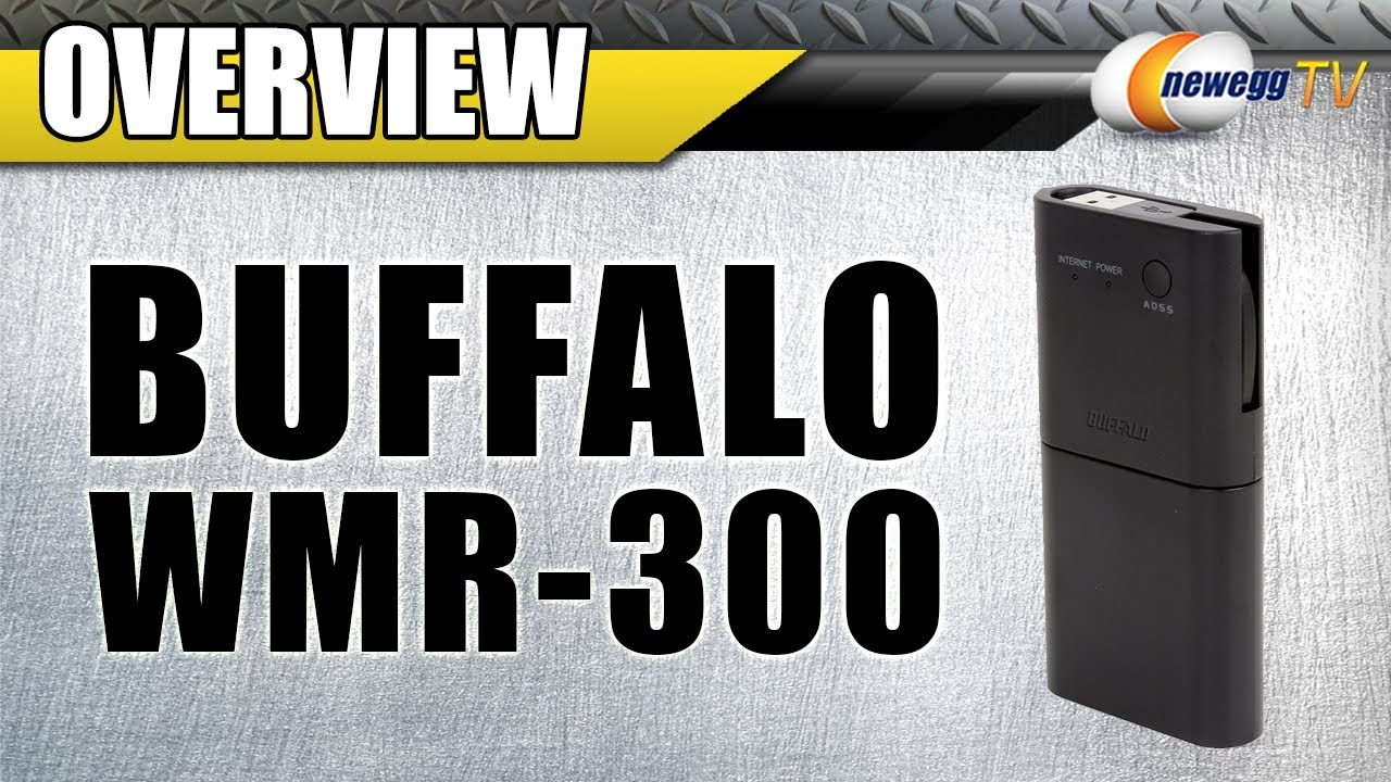 BUFFALO WMR-300 ROUTER DRIVER DOWNLOAD