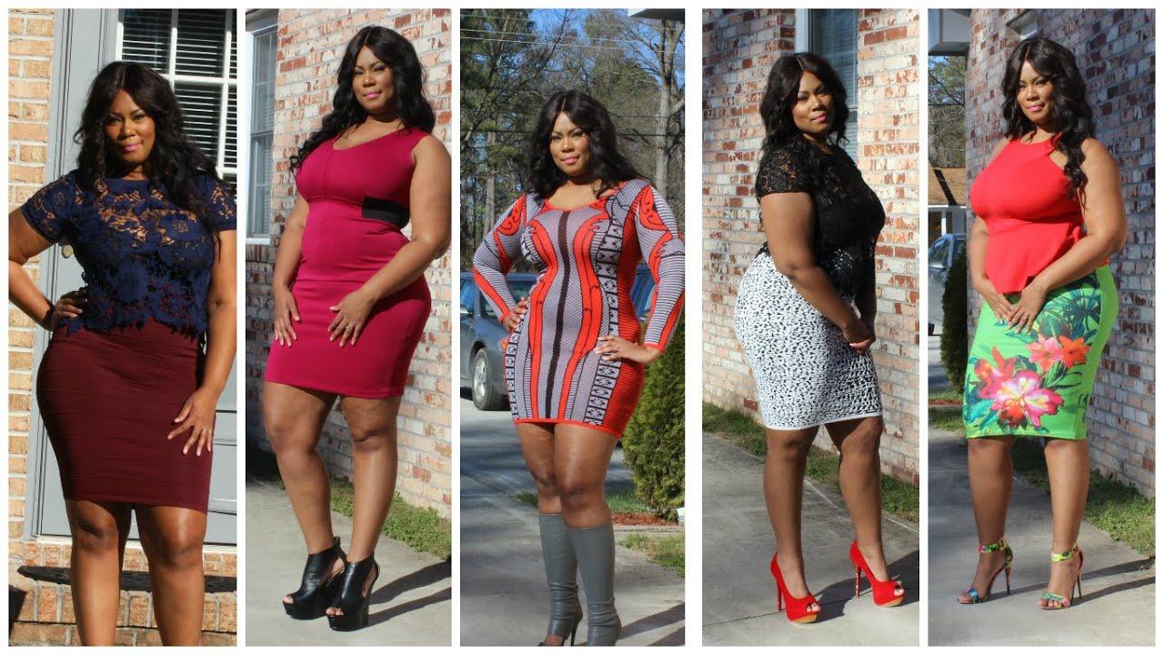plus size valentines day lookbook youtube - Plus Size Valentine Dresses