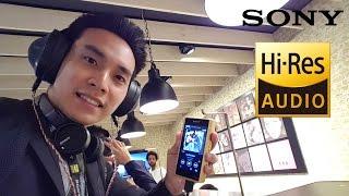 Hands On : Sony Hi-Res Audio & Walkman - Signature Series