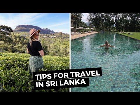 HOW TO TRAVEL SRI LANKA – 10 Things to Do in Sri Lanka